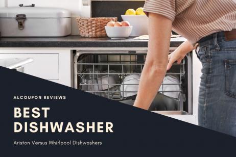 The Best Dishwasher 2021 - Ariston Versus Whirlpool