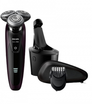 Philips Smart Clean PRO Electric Shaver with Beard Trimmer S9171-23