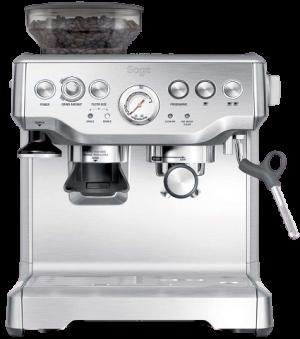 ماكينة تحضير القهوة باريستا اكسبرس BES875UK من ساج مع مطحنة مدمجة