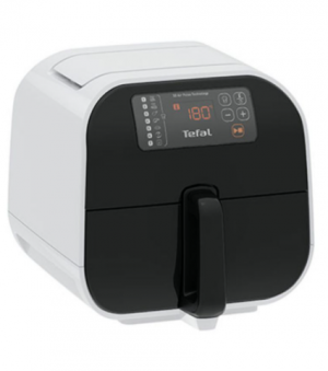 قلاية تيفال الهوائية – ديجيتال ديلايت - FX1050SA قدرة 1400 واط - أسود / أبيض